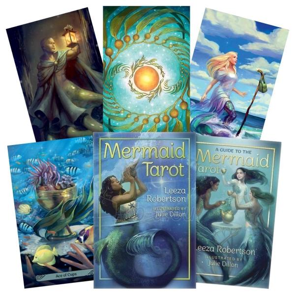 Kortos Mermaid Taro Paveikslėlis 1 iš 8 310820194532