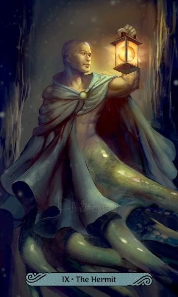 Kortos Mermaid Taro Paveikslėlis 6 iš 8 310820194532