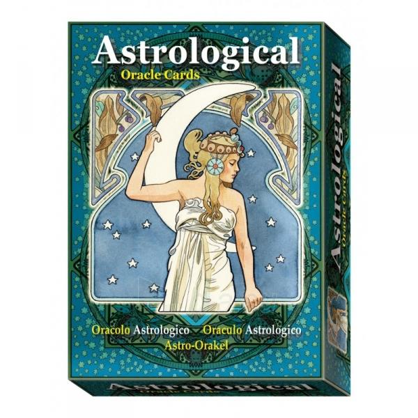 Kortos Oracle Astrological Paveikslėlis 1 iš 7 310820159905