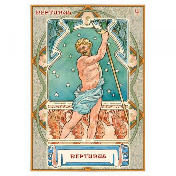 Kortos Oracle Astrological Paveikslėlis 4 iš 7 310820159905