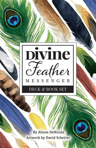 Kortos Oracle Divine Feather Paveikslėlis 6 iš 11 310820173447