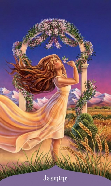 Kortos Oracle Kortos Magic Of Flowers Paveikslėlis 2 iš 8 310820142857
