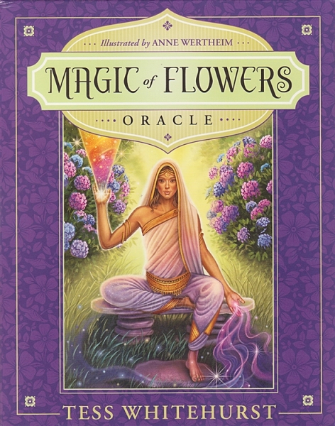Kortos Oracle Kortos Magic Of Flowers Paveikslėlis 5 iš 8 310820142857