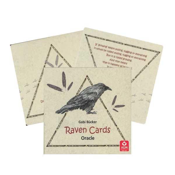 Kortos Oracle Kortos Raven Paveikslėlis 1 iš 5 310820142794