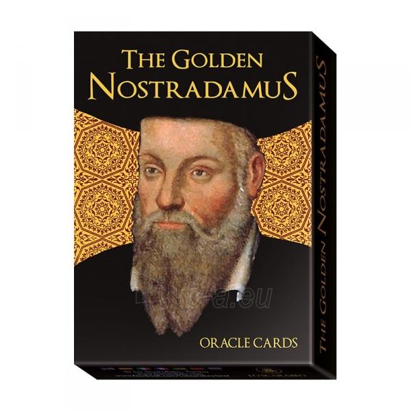 Kortos Oracle Kortos The Golden Nostradamus Paveikslėlis 6 iš 7 310820142796