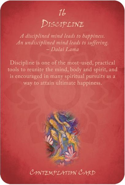 Kortos Reading Kortos Buddhism Paveikslėlis 5 iš 9 310820142724