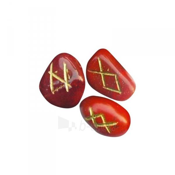 Kortos Red Jasper Runos Paveikslėlis 2 iš 4 310820217333