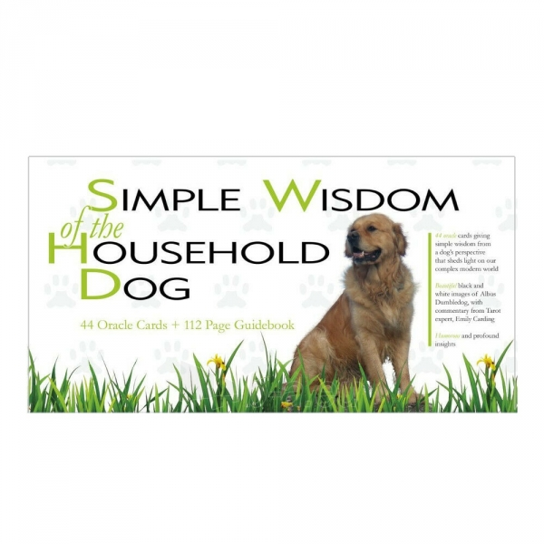 Kortos Simple Wisdom of the Household Dog Paveikslėlis 4 iš 7 310820217271