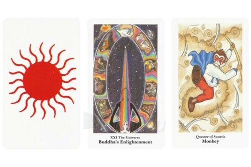 Kortos Sol Invictus: The God Tarot Paveikslėlis 3 iš 7 310820217259