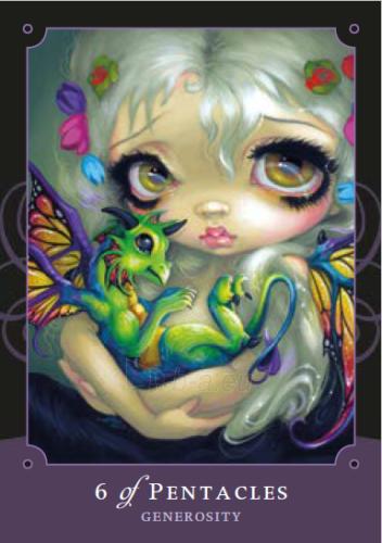 Kortos Taro Beautiful Creatures Tarot 2 Paveikslėlis 3 iš 9 310820217194