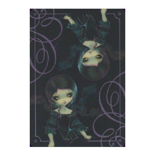 Kortos Taro Beautiful Creatures Tarot 2 Paveikslėlis 5 iš 9 310820217194