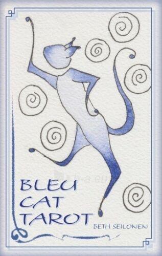 Kortos Taro Bleu Cat Tarot Paveikslėlis 4 iš 6 310820217234