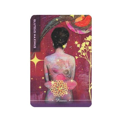 Kortos Taro Body Cards Paveikslėlis 4 iš 10 310820217253