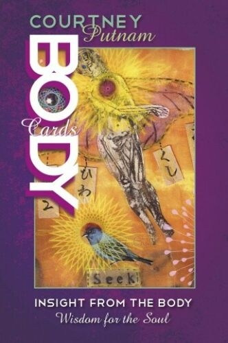 Kortos Taro Body Cards Paveikslėlis 2 iš 10 310820217253