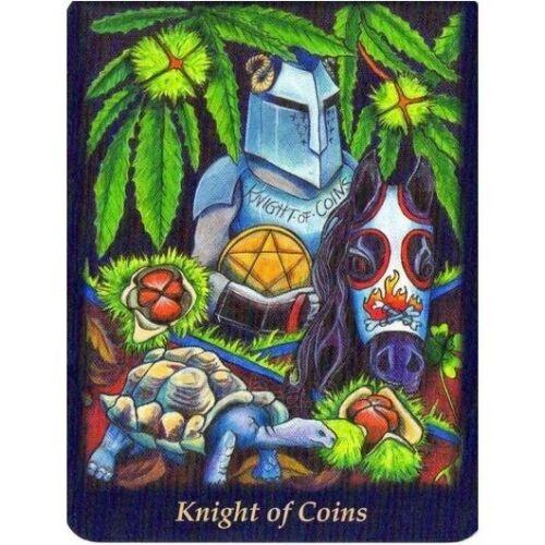 Kortos Taro Bonefire Tarot Paveikslėlis 3 iš 9 310820217213