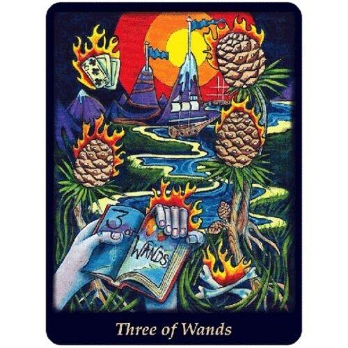 Kortos Taro Bonefire Tarot Paveikslėlis 5 iš 9 310820217213