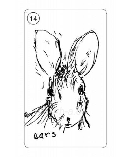 Kortos Taro Carrot Cards Paveikslėlis 4 iš 8 310820217250