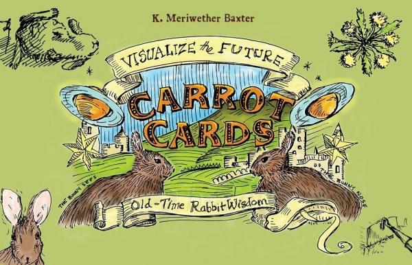 Kortos Taro Carrot Cards Paveikslėlis 7 iš 8 310820217250