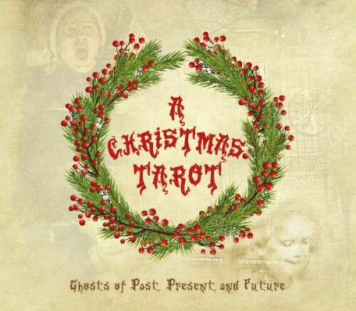 Kortos Taro Christmas Tarot Paveikslėlis 7 iš 9 310820217220