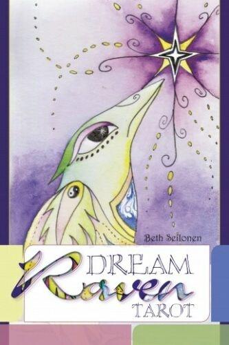 Kortos Taro Dream Raven Tarot Paveikslėlis 9 iš 10 310820217232