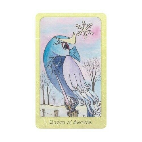 Kortos Taro Dream Raven Tarot Paveikslėlis 6 iš 10 310820217232