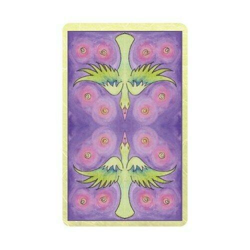 Kortos Taro Dream Raven Tarot Paveikslėlis 3 iš 10 310820217232