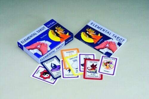 Kortos Taro Elemental Tarot for Kids Paveikslėlis 2 iš 7 310820217251