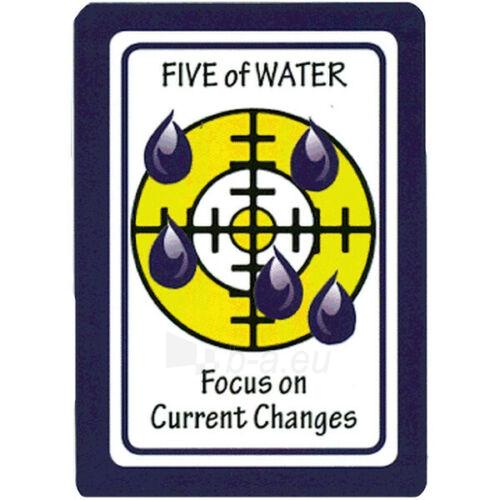 Kortos Taro Elemental Tarot for Kids Paveikslėlis 3 iš 7 310820217251