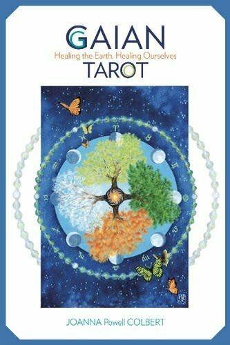 Kortos Taro Gaian Tarot Paveikslėlis 6 iš 7 310820217281