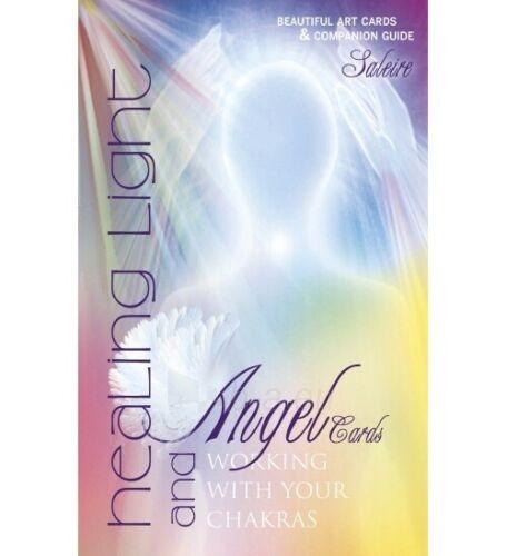 Kortos Taro Healing Light and Angel Cards Paveikslėlis 2 iš 10 310820217231