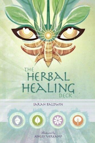 Kortos Taro Herbal Healing Deck Paveikslėlis 3 iš 7 310820217196