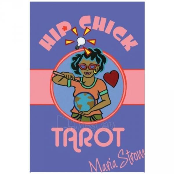 Kortos Taro Hip Chick Tarot Paveikslėlis 3 iš 6 310820217236