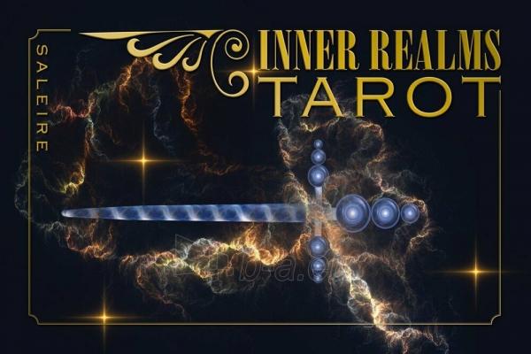 Kortos Taro Inner Realms Tarot Paveikslėlis 2 iš 5 310820217248