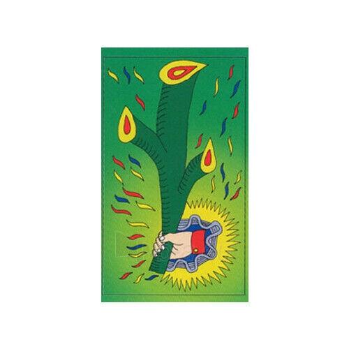 Kortos Taro Major Tom's Tarot of Marseilles Paveikslėlis 5 iš 11 310820217272