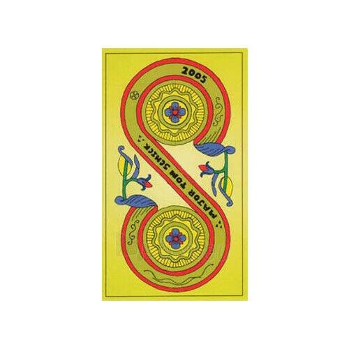 Kortos Taro Major Tom's Tarot of Marseilles Paveikslėlis 2 iš 11 310820217272