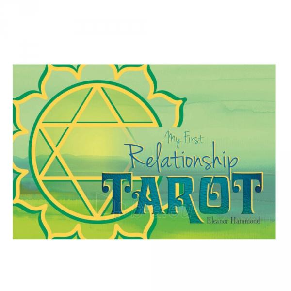 Kortos Taro My First Relationship Tarot Paveikslėlis 6 iš 8 310820217269