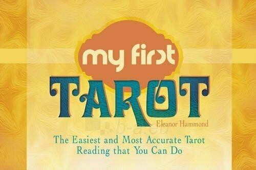 Kortos Taro My First Tarot Paveikslėlis 2 iš 8 310820217239