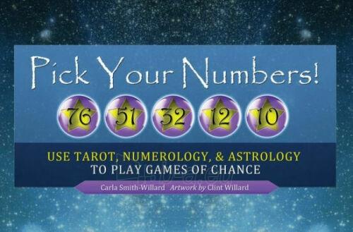 Kortos Taro Pick Your Numbers Paveikslėlis 10 iš 11 310820217242