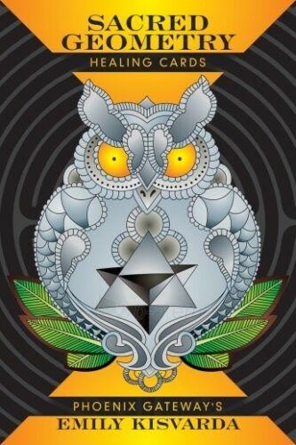 Kortos Taro Sacred Geometry Healing Cards Paveikslėlis 4 iš 7 310820217217