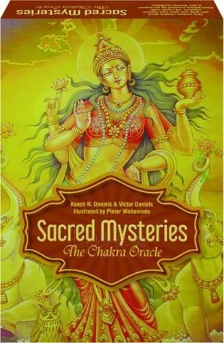 Kortos Taro Sacred Mysteries Paveikslėlis 2 iš 6 310820217212