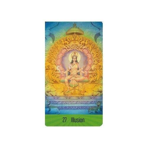 Kortos Taro Sacred Mysteries Paveikslėlis 3 iš 6 310820217212