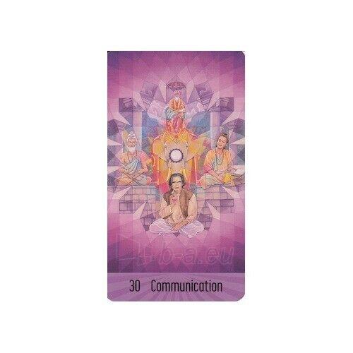 Kortos Taro Sacred Mysteries Paveikslėlis 4 iš 6 310820217212