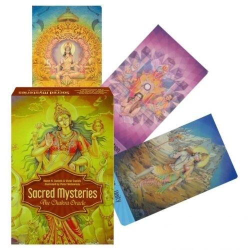 Kortos Taro Sacred Mysteries Paveikslėlis 6 iš 6 310820217212