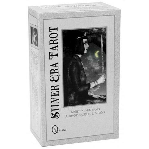 Kortos Taro Silver Era Tarot Paveikslėlis 4 iš 7 310820217222