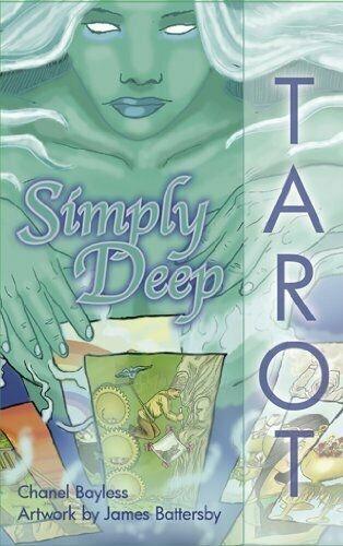 Kortos Taro Simply Deep Tarot Paveikslėlis 2 iš 7 310820217246