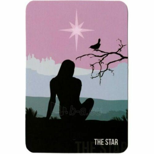 Kortos Taro Spirit Within Tarot Paveikslėlis 5 iš 8 310820217216