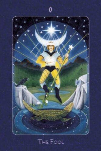Kortos Taro Star Tarot Paveikslėlis 2 iš 9 310820217195