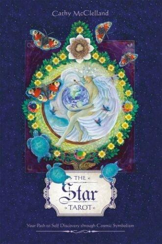 Kortos Taro Star Tarot Paveikslėlis 5 iš 9 310820217195