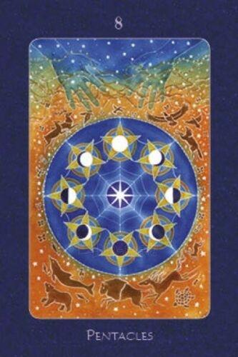 Kortos Taro Star Tarot Paveikslėlis 7 iš 9 310820217195