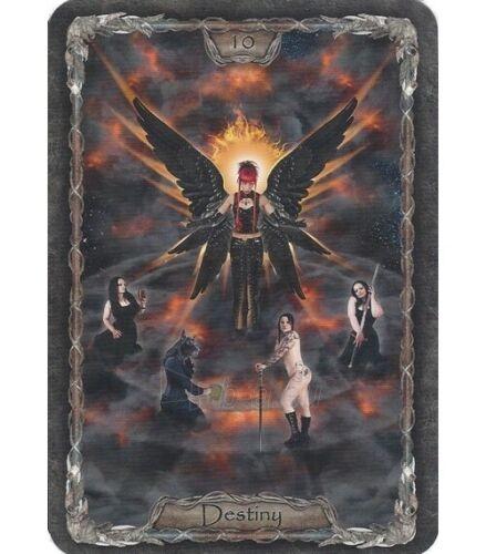 Kortos Taro Tarot Gothica Paveikslėlis 4 iš 8 310820217243